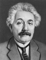 А. Эйнштейн. Эйнштейн Альберт.