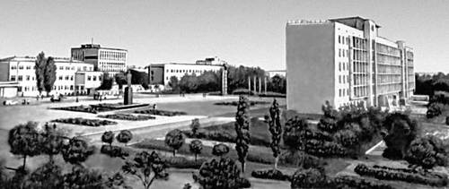 Элиста. Площадь имени В. И. Ленина. Элиста.