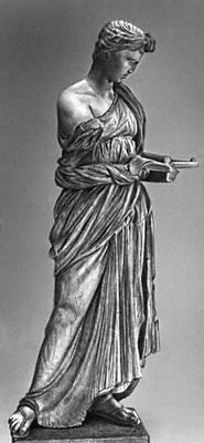 Эллинистическая культура.«Девушка из Анцио». Мрамор. 1-я пол. 3 в. до н. э. Национальный римский музей, Рим. Эллинистическая культура.