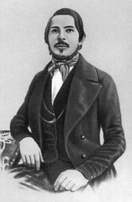Ф. Энегльс. 1840-е гг. Энгельс Фридрих.
