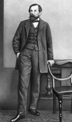 Ф. Энгельс. 1860-е гг. Энгельс Фридрих.