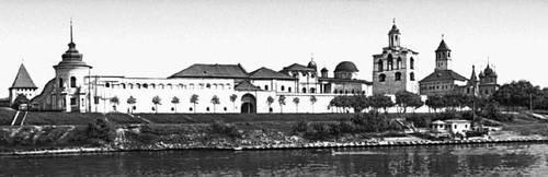 Ярославль. Спасо-Преображенский монастырь. 16—17 вв. Ярославль.