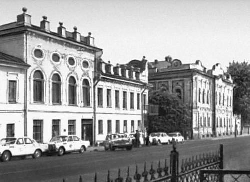 Ярославль. Жилой дом. 1-я пол. 19 в. (ныне Дворец бракосочетания). Ярославль.